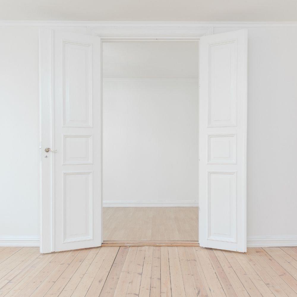 Drzwi wewnętrzne do domów mieszkań