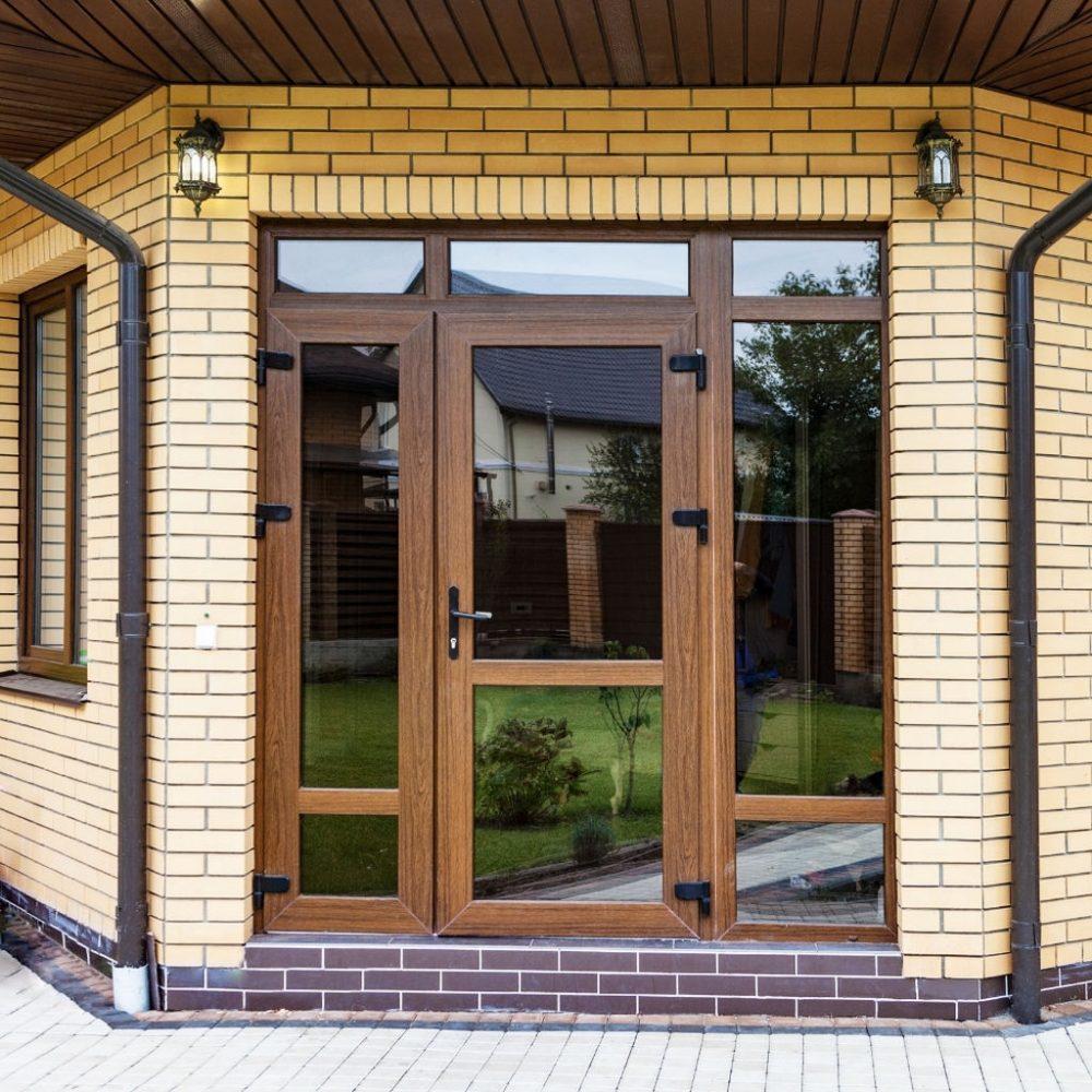 Drzwi zewnętrzne - sprzedaż i montaż