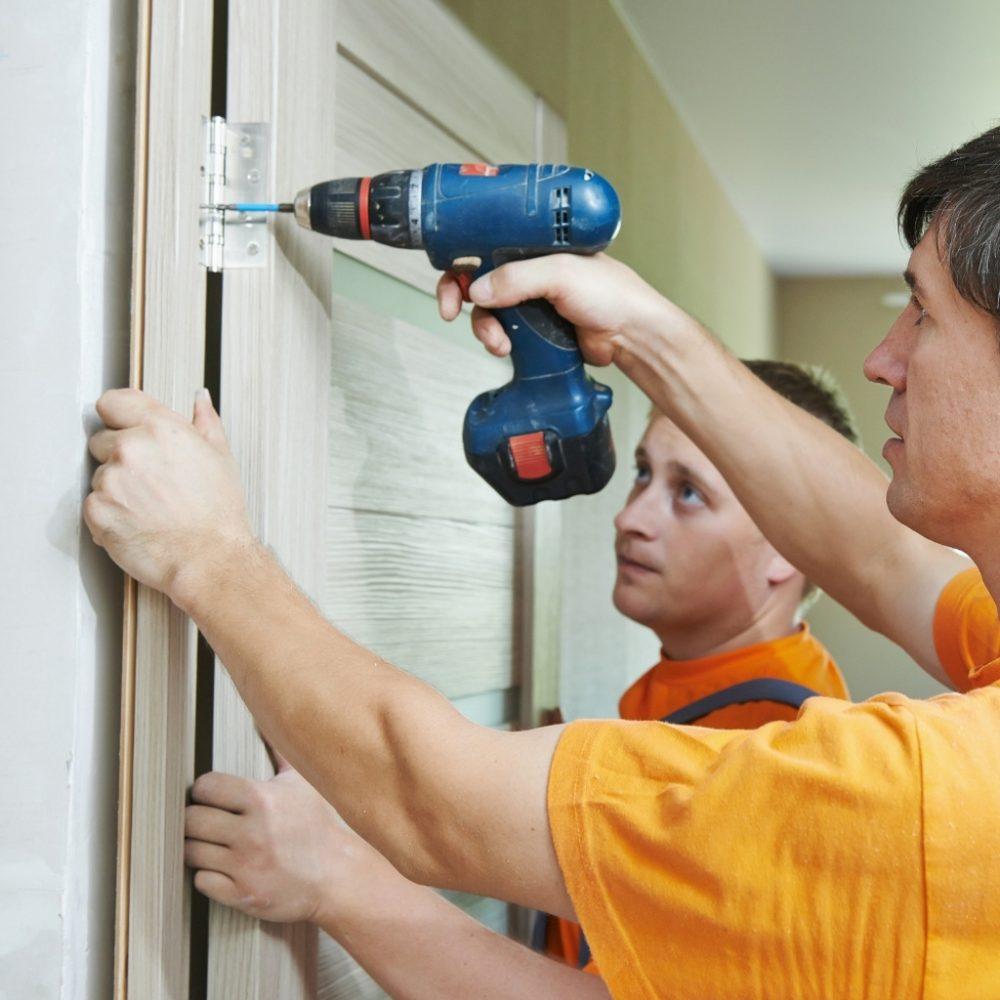 Montaż drzwi i okien - OKNA I DRZWI GAŁKOWSKI